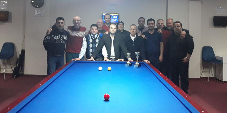 Çanakkale Zafer Turnuvası tamamlandı