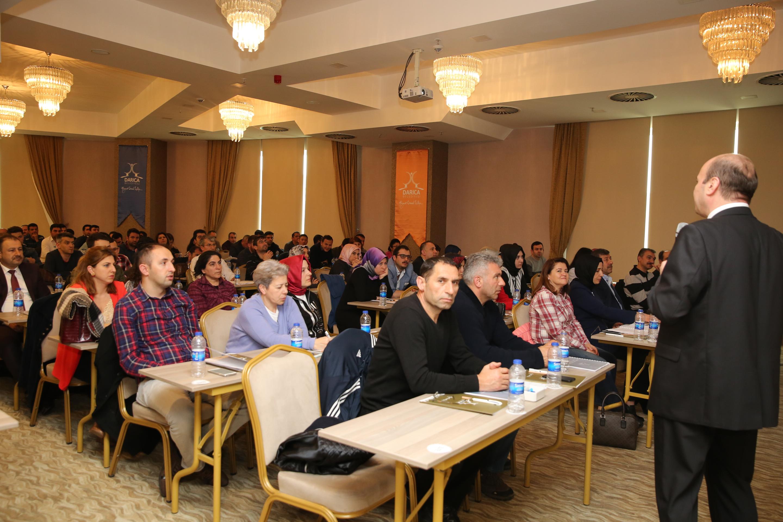 Belediye personeline seminer