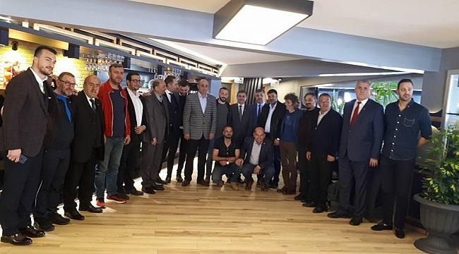Yılmaz ve Taşdemir Gebzespor'u konuk etti