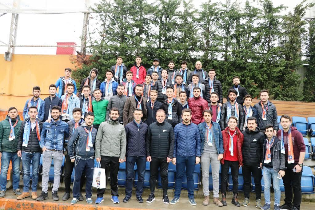 Akademi Lise Başakşehir Kulübünde