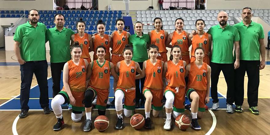 Kocaeli Basket U18 kızları, Türkiye finallerinde
