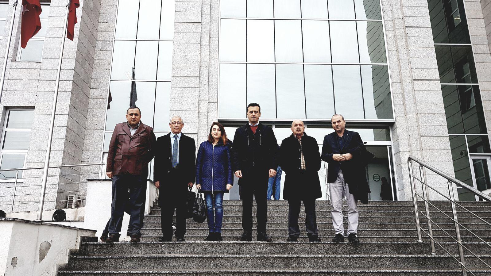 CHP Darıca'dan suç duyurusu
