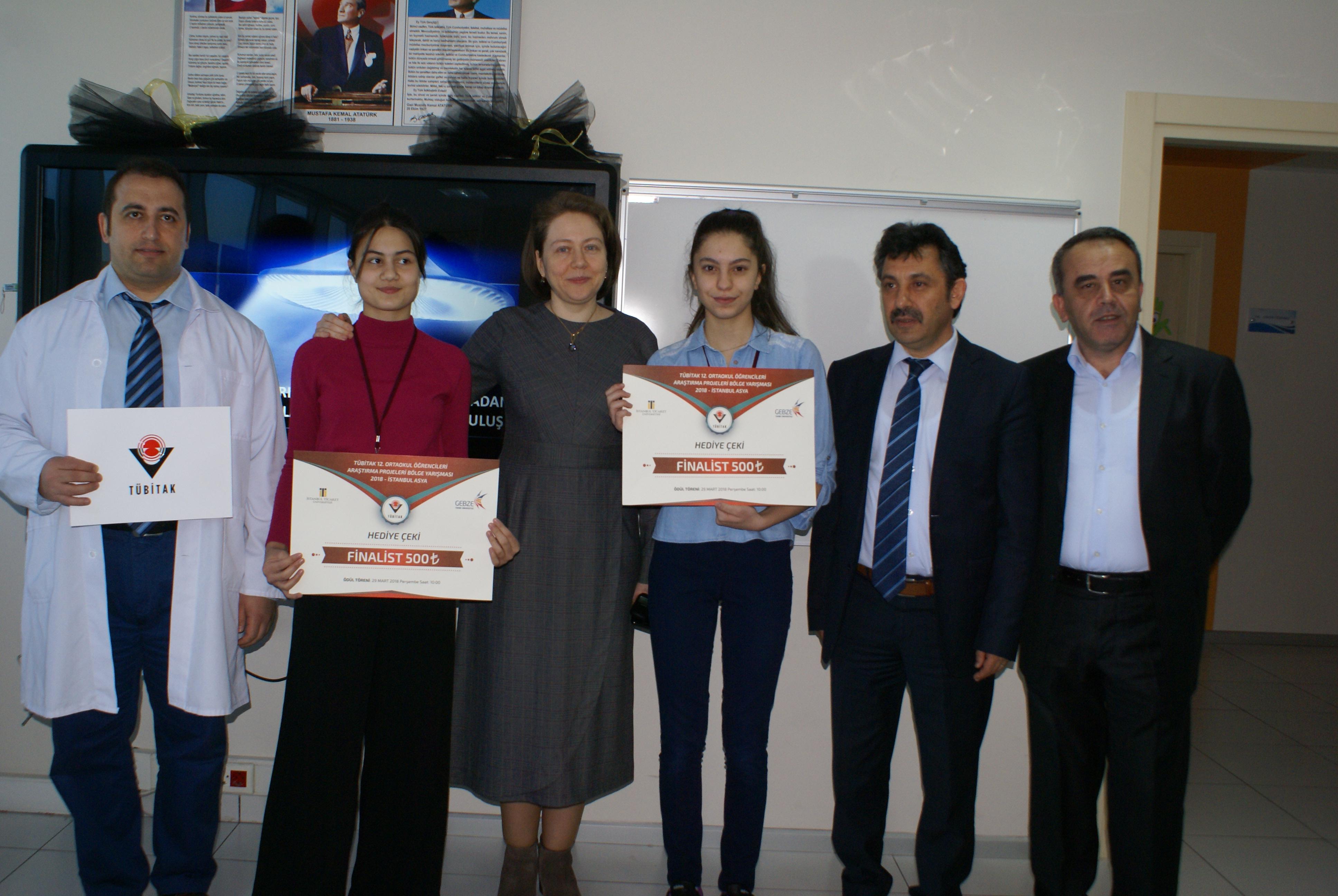 Marmara şampiyonu Gebze'den