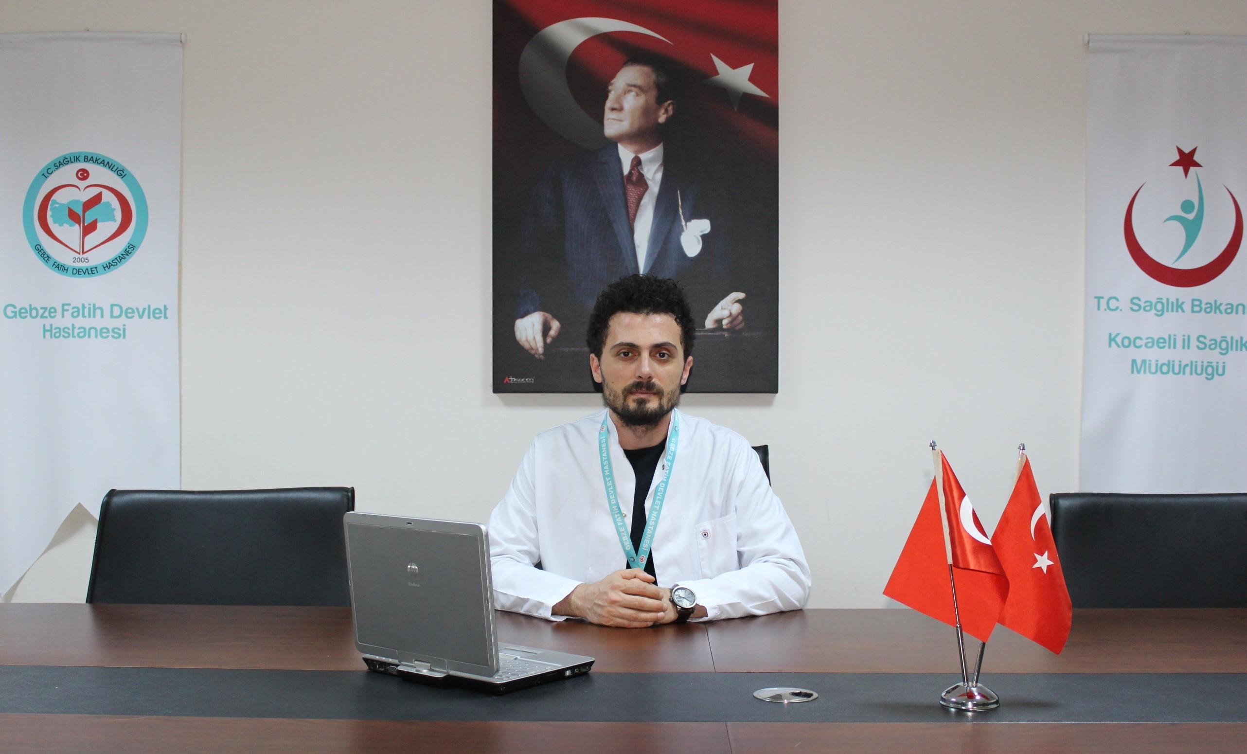 Fatih devlete iki yeni doktor