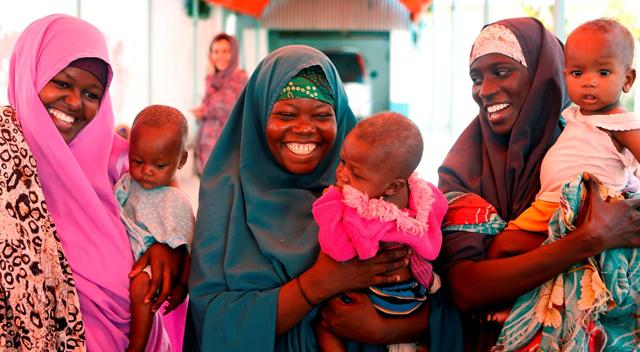 SOMALİ'DE TÜRK MUCİZESİ FOTOĞRAF SERGİSİ MEDICAL PARK GEBZE'DE