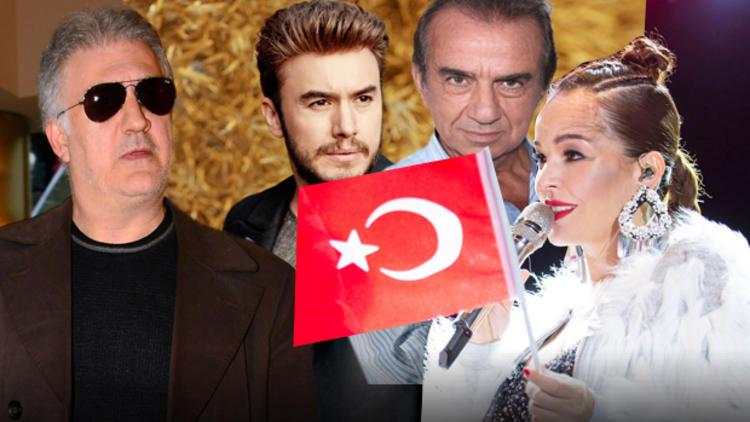 Sınıra giden ünlü isimlerden yeni hamle: Türkiye Marşı
