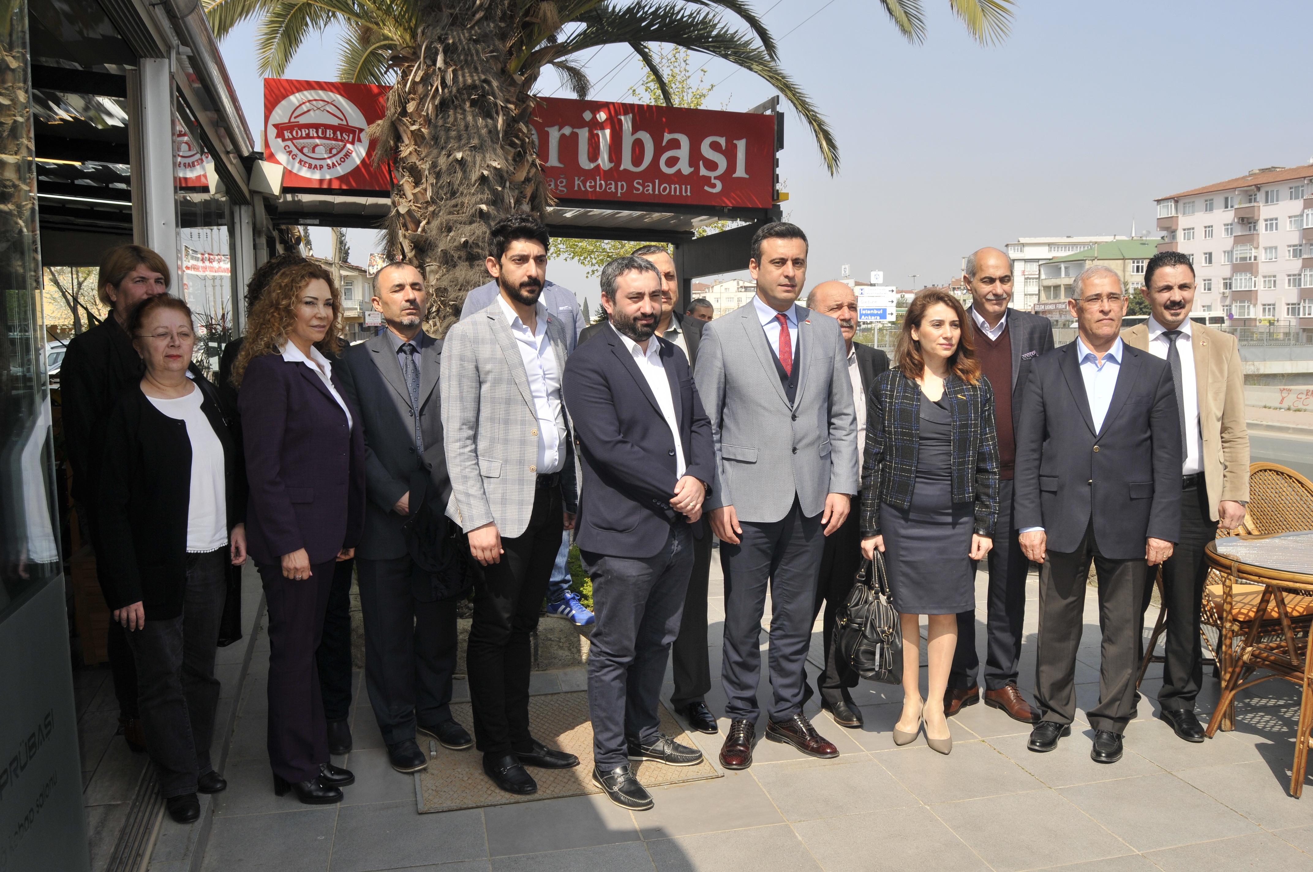 Termal Grup'un projesine durdurma kararı