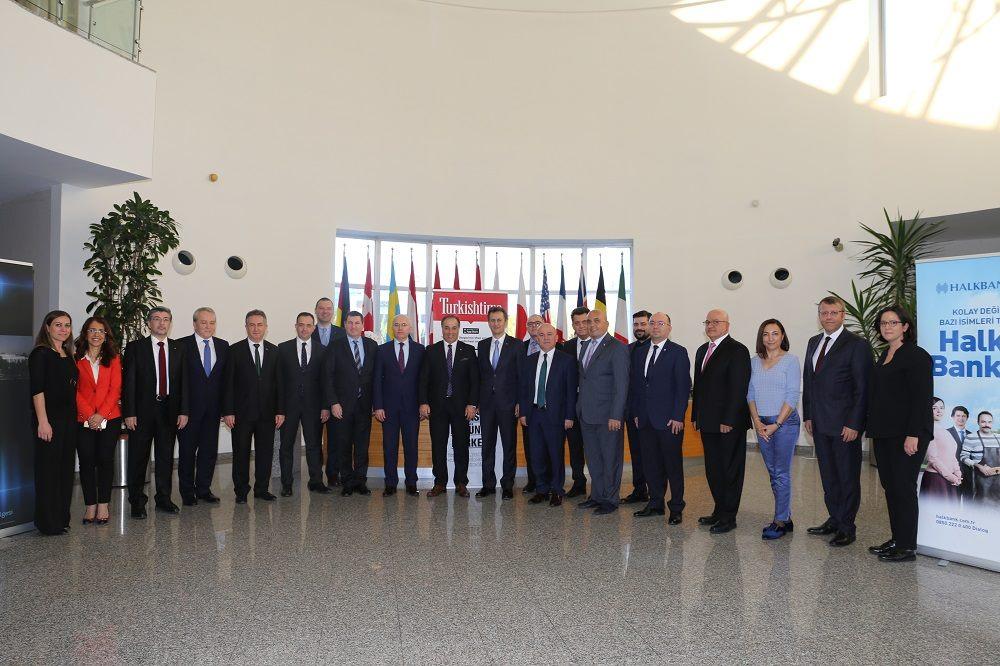 OSB'lerden Ortak Akıl Toplantısı
