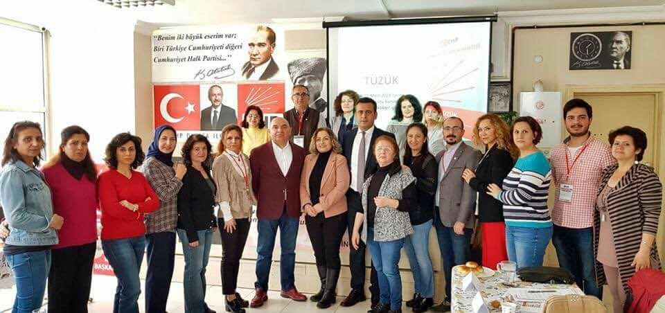 CHP'de parti içi eğitimler
