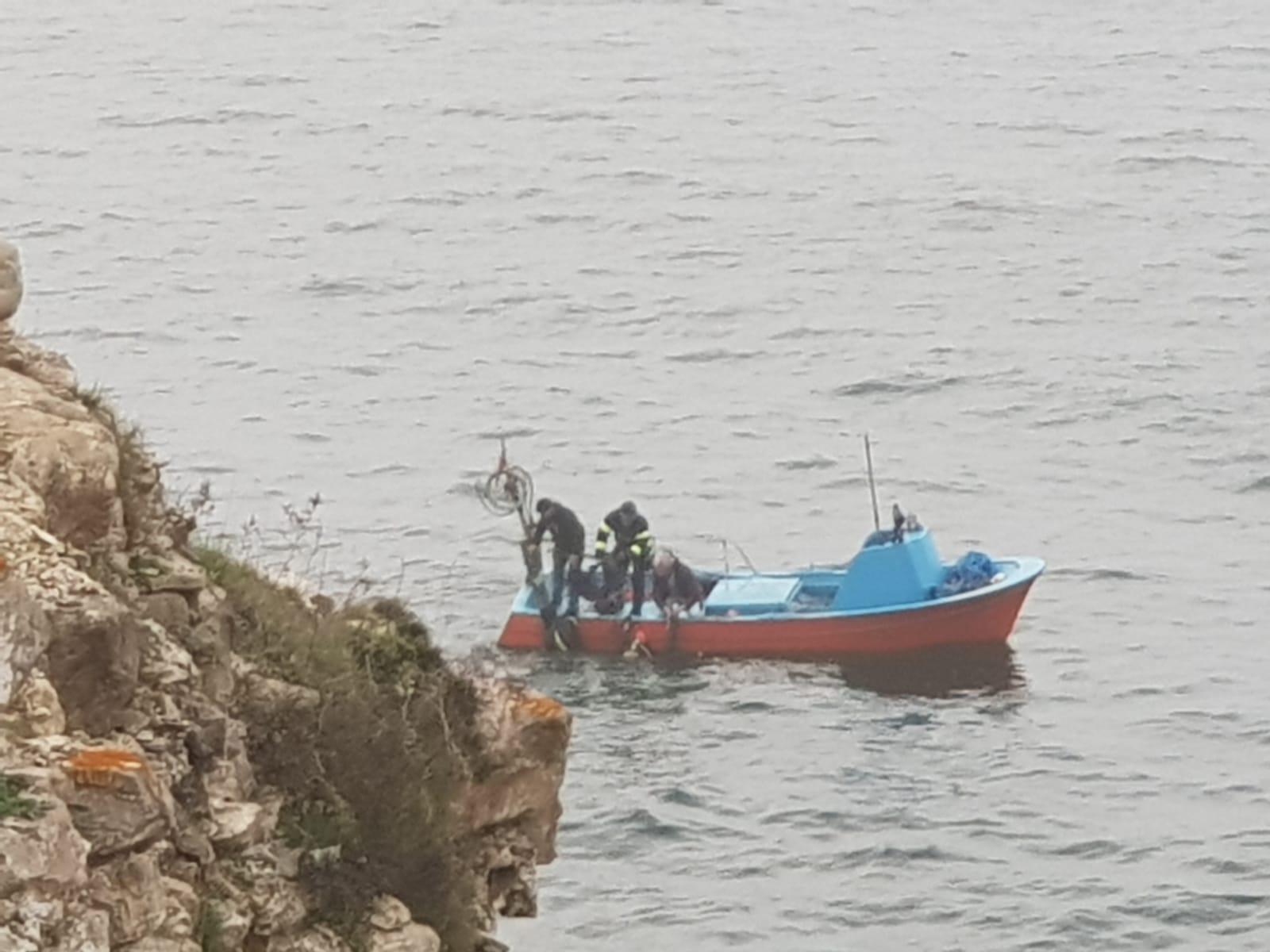 Denizde cesedi bulundu
