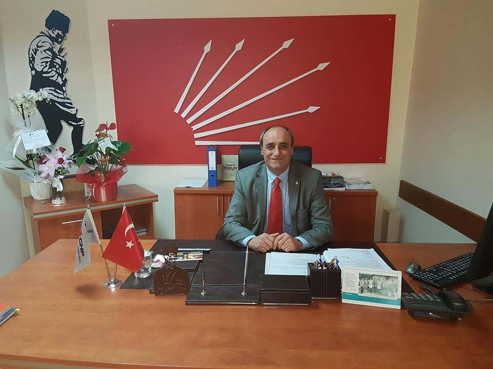 """CHP  Gebze'de """"Adalet ve Demokrasi """" Sempozyumu düzenliyor"""