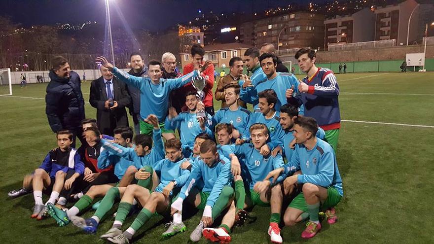 Güneşspor şampiyon: 3-0