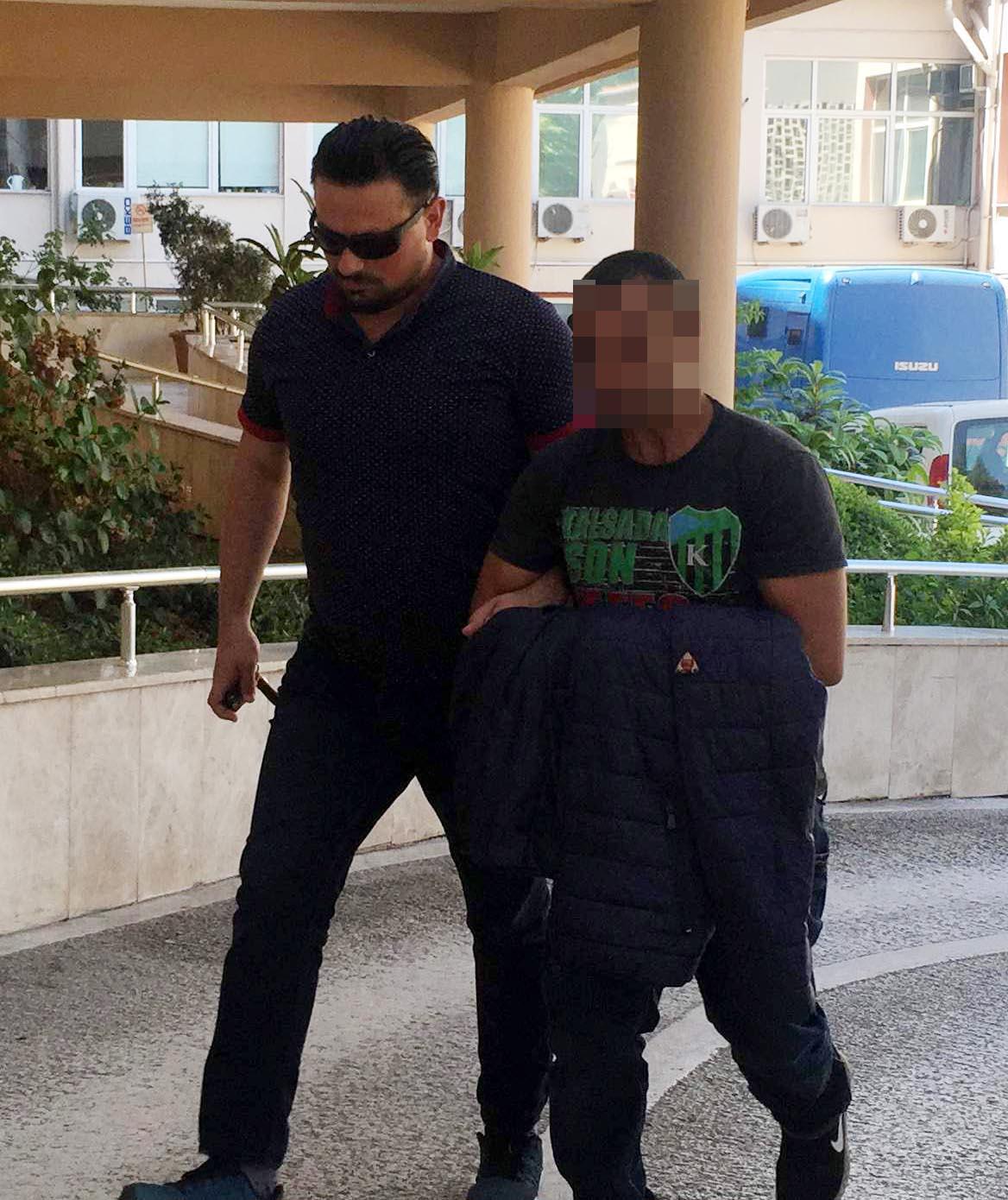 Tacizciye 2 yıl 3 ay hapis