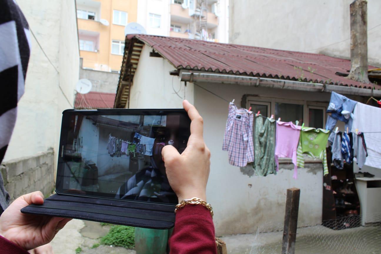 Otomasyon ve tablet hizmeti