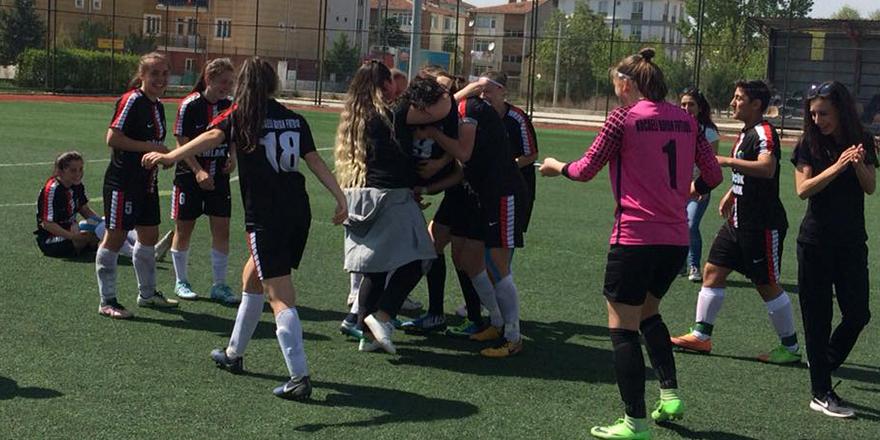 Kocaeli Bayan FK 2.Lig'de: 3-1