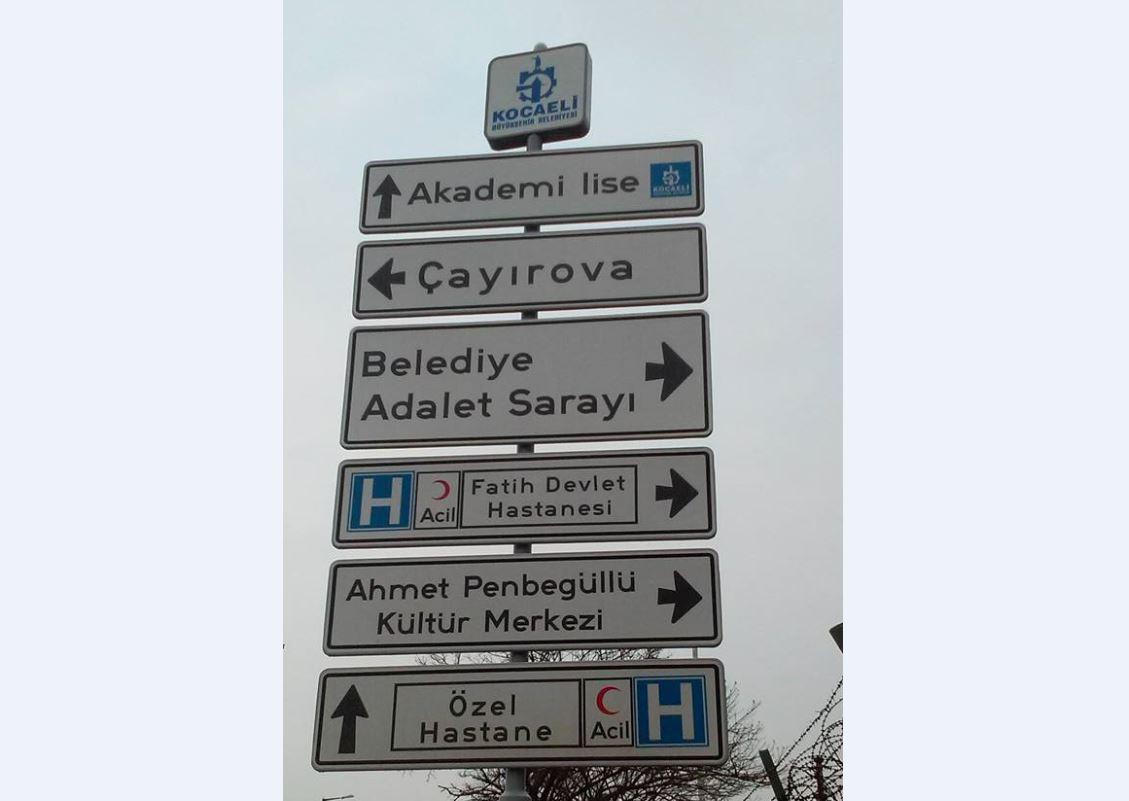 Mahalle isimleri neden yok?