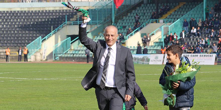 Bahri Yavuz 2. kez en iyi başkan