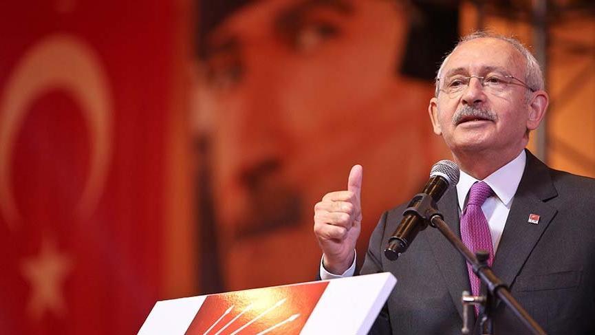 CHP'nin Cumhurbaşkanı adayı Kılıçdaroğlu mu?