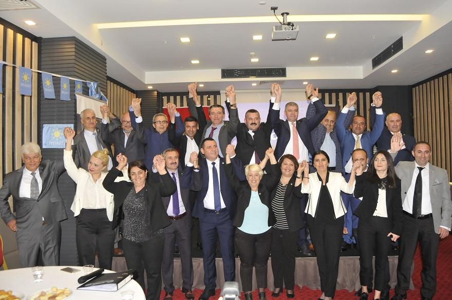 İyi Parti'nin milletvekili aday adayları tanıtıldı