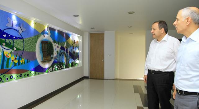 Hasan Göç'ten veda ziyareti