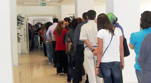 İşsiz sayısı yükseldi