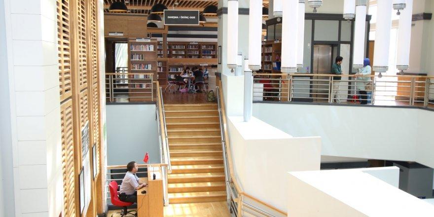 Bu kütüphane bir başka
