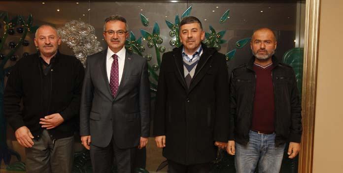 AKP'li Gençlerden, 'Sen yoksan bir eksiğiz'