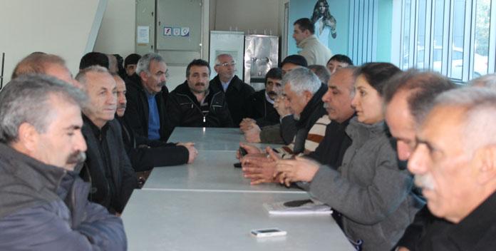 HDP Dilovası ilçe yönetimi oluşturuldu