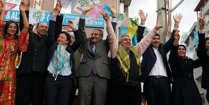 HDP Mevlana Mahallesi Meclisi kuruldu