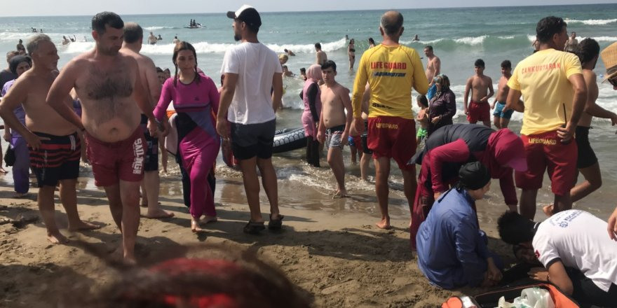 176 kişi kurtarıldı