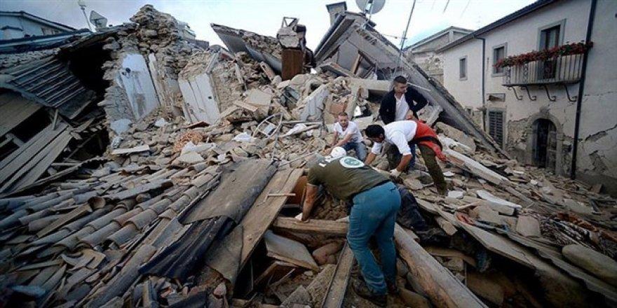 Deprem Çalıştayı başlıyor