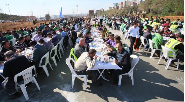 Değişen Gebze'ye 64 yeni park yapıldı