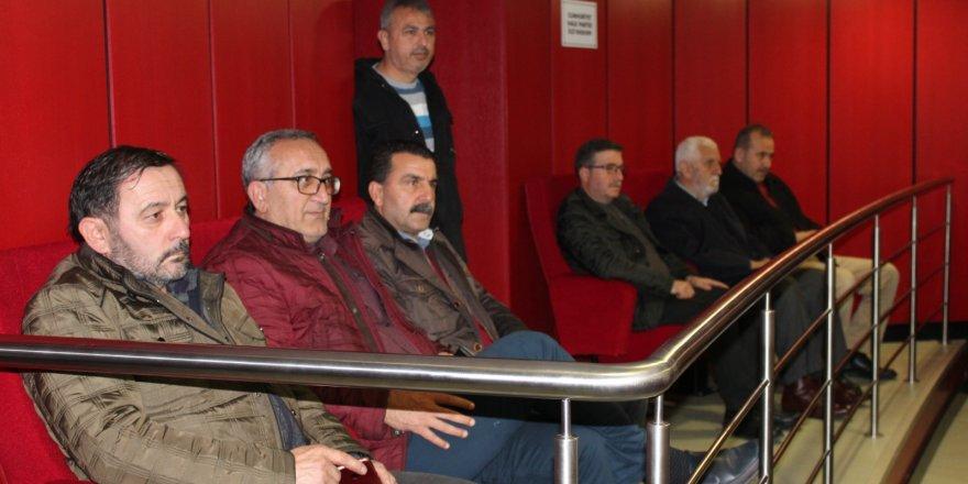 CHP'liler Meclisi takip etti