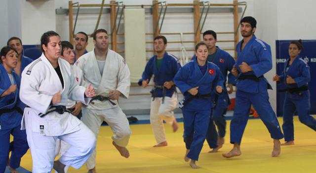 Judocular, Rio'da Dünya Şampiyonasında