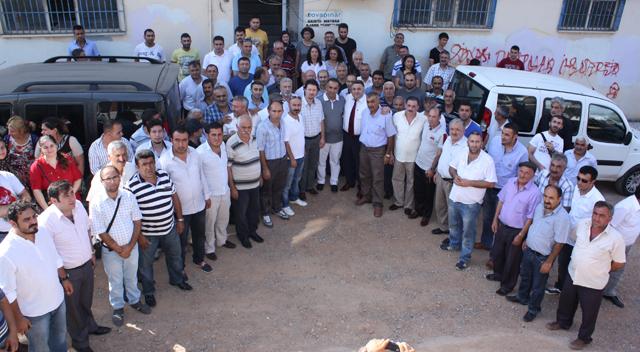 CHP'de aday aday başvuruları devam ediyor