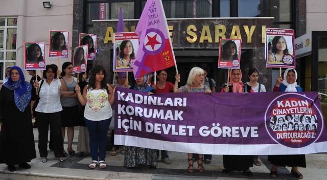 Mehtap Bülbül'ün duruşması 4 Ekim'e ertelendi