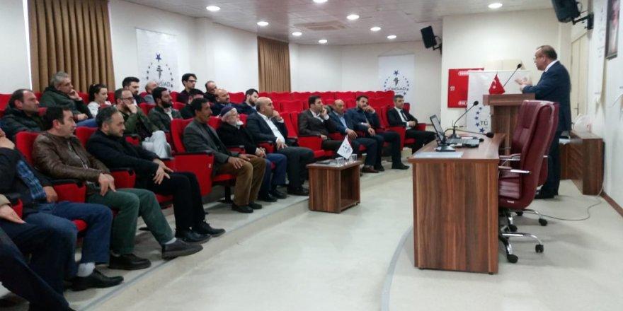 TÜMSİAD'dan  'KOBİ' semineri