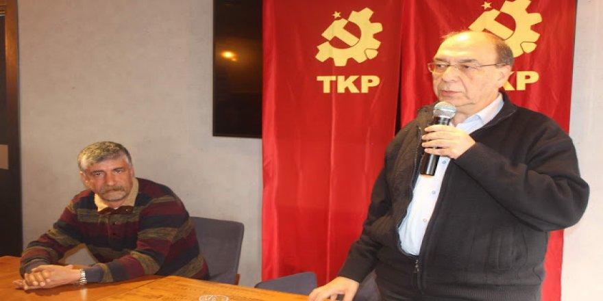 TKP'de Gebze'de seçimi değerlendirdi