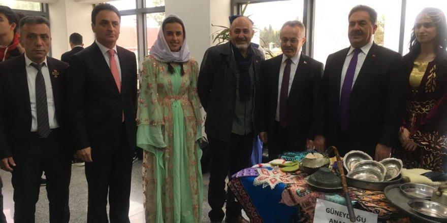 Gebze'de Turizm Haftası kutlandı