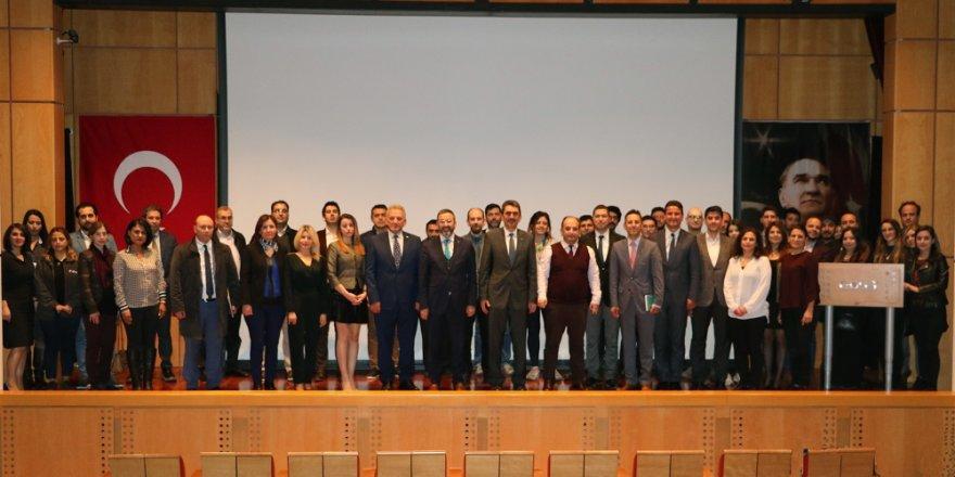 GOSB'DA DÜZENLENDİ:AR-GE ve Tasarım Merkezleri Yenilikçilik ve İşbirliği Paneli