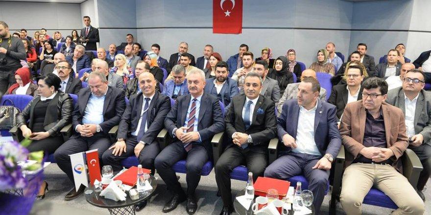GEBZE TİCARET ODASI'NDA:TÜGEM seminer düzenledi