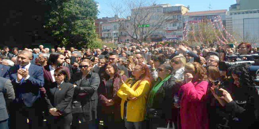 KİTLESEL BASIN AÇIKLAMASI YAPILDI:CHP Kocaeli'den sert tepki