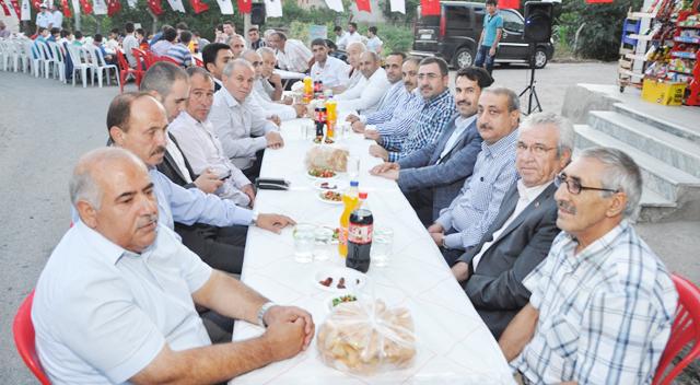 ''RAMAZAN BİRLİKTELİK AYIDIR''
