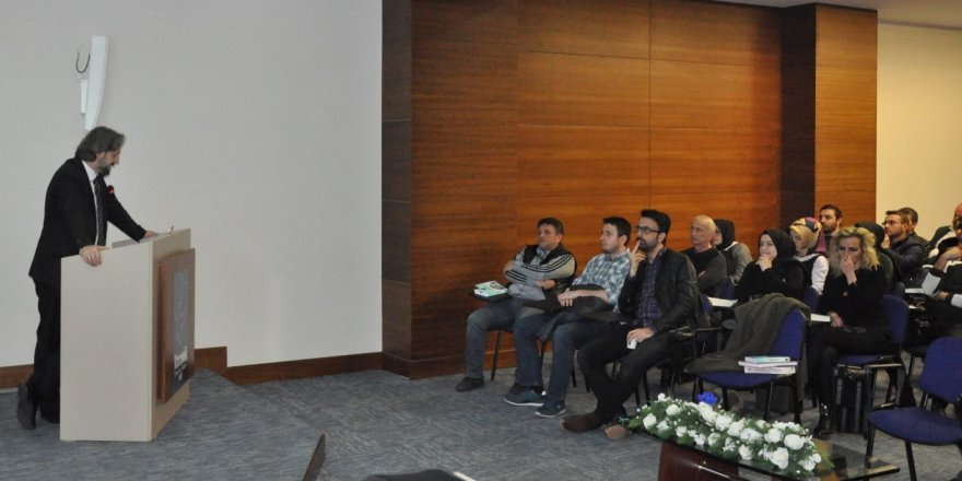 Deprem semineri düzenlendi