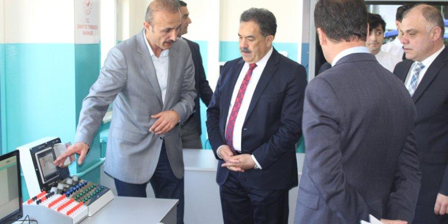 Gebze MTAL'de PLC Laboratuvarı açıldı