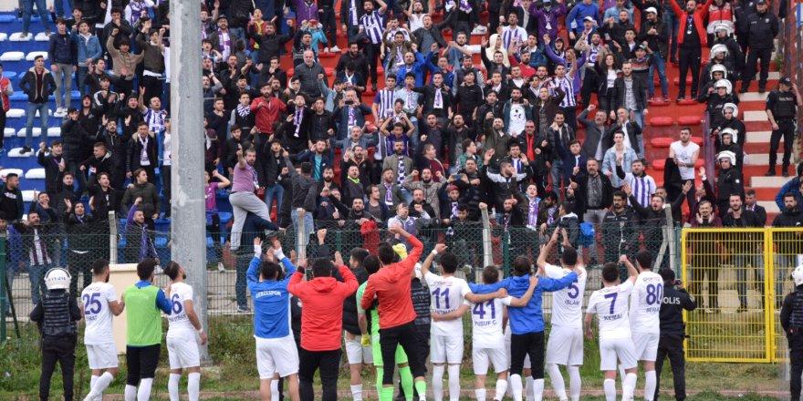 Gebzespor, final maçına hazır