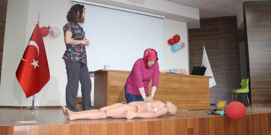 Fatih Devlet'te hizmet içi eğitim