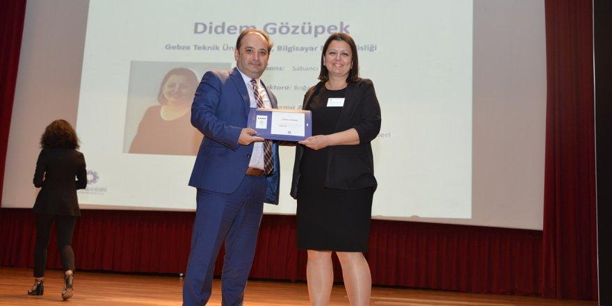 GTÜ Akademisyenine BAGEP ödülü