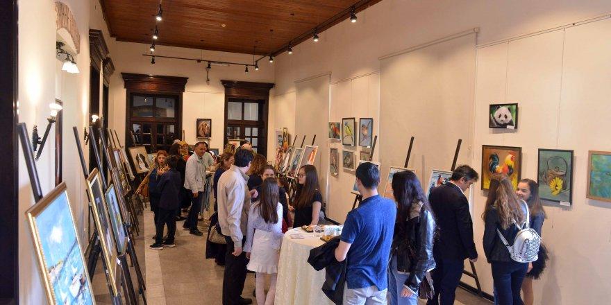 Güzel Sanatlar Sergisi açıldı