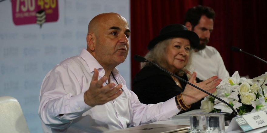 NEDİM SABAN:  ''Romandan tiyatroya uyarlanan eserler artıyor''